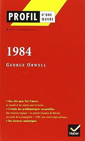 La France De Profil - Profil d'une oeuvre : 1984, George