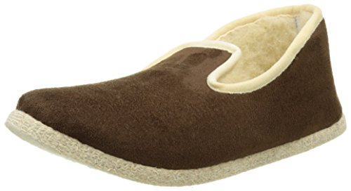 Rondinaud Chartres, Chaussons Bas Mixte Adulte Marron (31 Brun)