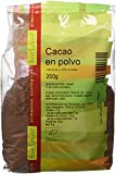 Biospirit Cacao en Polvo Desgrasado de Cultivo Ecológico - 6 Paquetes de 250 gr - Total: 1500 gr