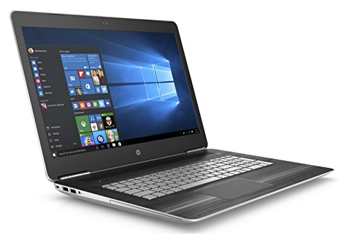 HP 17-ab011nl Notebook, Processore Intel Core i7-6700HQ, Memoria 16 GB di SDRAM DDR4-2133, Scheda Grafica (1920 Notebook)