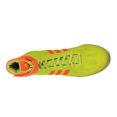 Adidas Combat Speed.4.a Wrestling Scarpe Jaune