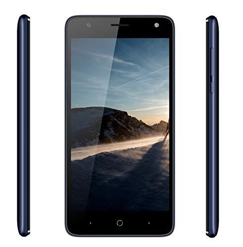 Micromax Bharat 4 Diwali Edition Q4002 (1GB, 8GB, Android Oreo, 4GVolte) (Matte Blue)