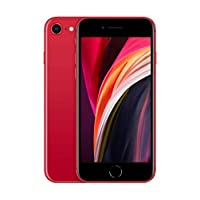 Apple MXD22AH/A iPhone SE With Facetime - 128GB, 4G LTE, (Product) Red
