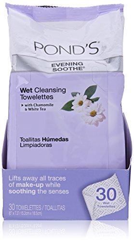 ponds-lingettes-nettoyantes-humidifiees-evening-soothe-formule-a-la-camomille-et-au-the-blanc-30-paq