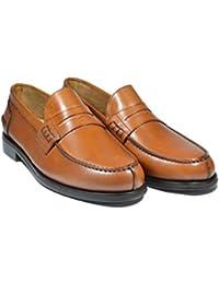 Amazon.it  saxone shoes - 39   Mocassini   Scarpe da uomo  Scarpe e ... 97e6d48bcaa