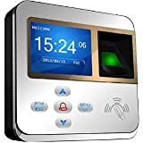 Realtime T7 Fingerprint Attendance with Access Control System