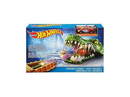 Hot Wheels DWK94 Niños Juego de mesa de carreras - Juego de tablero (Juego de mesa de carreras, Niños, Niño, 4 año(s), Caja)