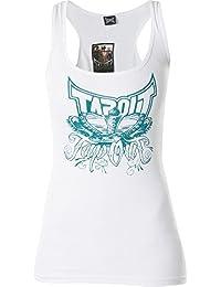 Tapout Damen Tank Top Loyal Weiß