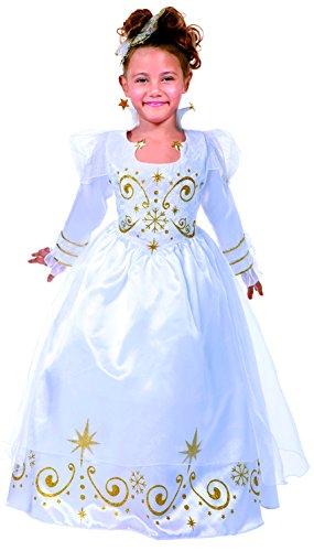 Mattel B454-001 - Disfraz de reina para niña (3 años)