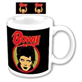 Rocks-off Tasse David Bowie - Diamond Dogs Logo