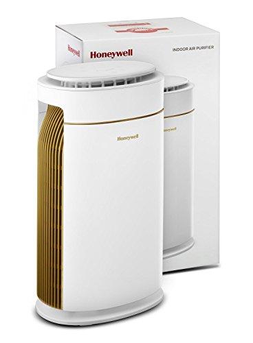Honeywell Lite Indoor HAC20M1000W 48-Watt Air Purifier (Snow White)