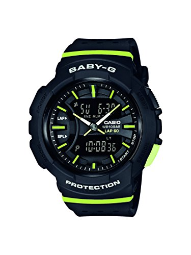 Casio Damen Baby-g Uhren (Baby-G Damen Armbanduhr BGA-240-1A2ER)