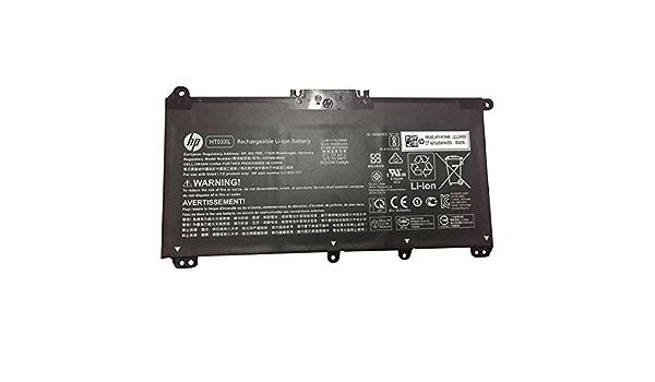 EliveBuyIND® 11.4V 41.04Wh Original HT03XL Battery Compatible with Pavilion HP Star 14-CE0025TU 14-CE0034TX 15-CS0037T 250 255 G7 HSTNN-LB8L L11421-421 HSTNN-LB8M/DB8R