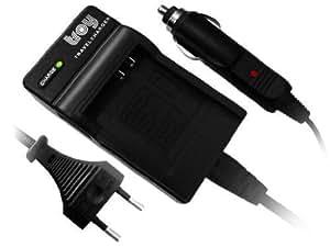 Chargeur pour Sony NP-F330, NP-F530, NP-F730, NP-F750, NP-F760, NP-F930, NP-F950, NP-F960, NP-FM30, NP-F550, NP-FM50, NP-QM51, NP-FM70, NP-QM71, NP-FM90, NP-QM91, NP-FM55H, NP-FM500, FM500H