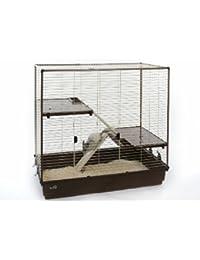 Maverik 1 - Jaula grande para ratas, hurones y chinchillas