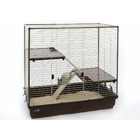 1Maverik jaula grande para ratas los hurones y Chinchillas
