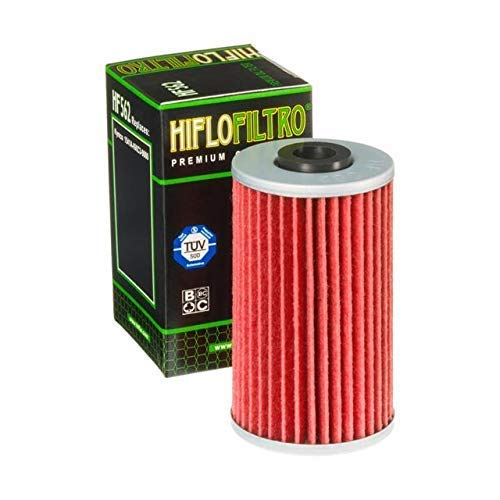 Hiflo Kymco 125 Dink 06-15/125, 150 Grand Dink 01-11 / 200 Dink 06-16/200i Yager Gt 10 Performance Scooter Filtre à Huile Qualité Fabricant HF562
