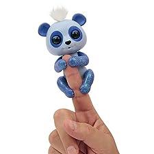 Giochi Preziosi Wowwee Fingerlings Panda Bebè Polly, Drew, Chong, Modelli Assortiti