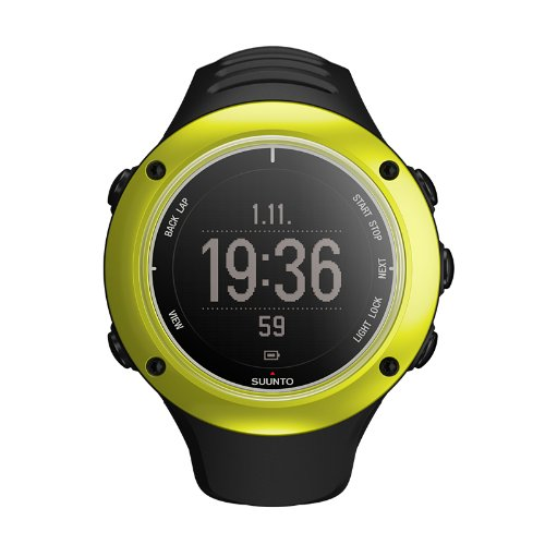 Suunto Women's Ambit 2 S Watch - Black/Green
