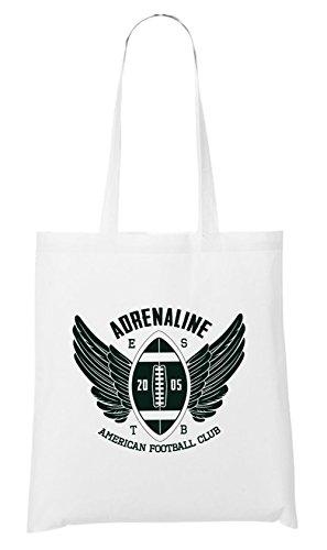 Adrenaline Ball Sac Blanc Certified Freak