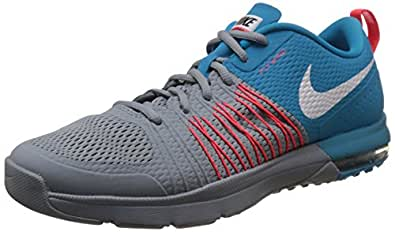 Nike Men's Air Max Effort Tr Blue Lagoon,White,Dove Grey,Bright Crimson  Outdoor Multisport Training Shoes -7 UK/India (41 EU)(8 US)