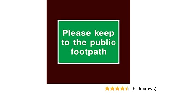 Channel on Reverse 210 x 297mm Aluminium Sign for Post A4 Anti Climb Paint Warning Sign