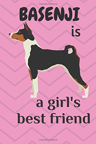 Basenji is a girl's best friend: For Basenji Dog Fans