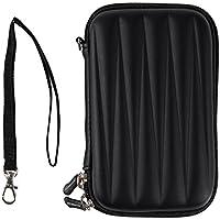 """ORICO Festplattentasche Schutztasche Schutzbox (3.5"""", 5 Stück) - Aufbewahrungstasche für 3,5 Zoll Festplatten Western Digital WD Seagate Toshiba Samsung Intenso"""
