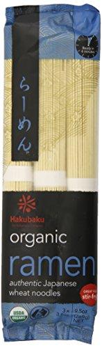 Hakubaku Ramen-Nudeln 270 g - Bio