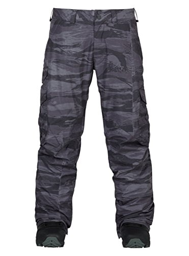 Cargo Pant Mid Snowboardhose faded worn Größe: M Farbe: faded-worn