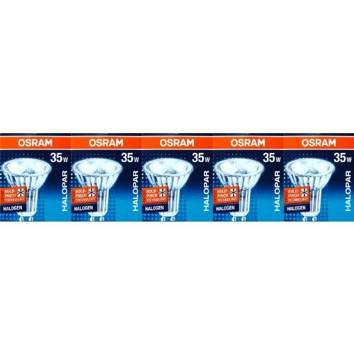 ST FL Halopar 16 Aluminium Halogen-Reflektor 230V GU10 35W [EEK D] ()