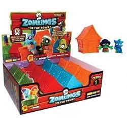 Expositor 12 casas + Zomlings