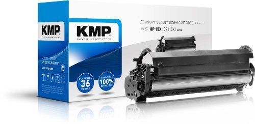Preisvergleich Produktbild KMP H-T130 Tonerkartusche ersetzt HP 15X (C7115X), schwarz