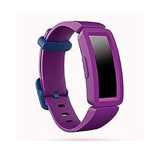 Fitbit Ace 2-Monitores, Pulsera de Actividad para niños con Divertidos incentivos