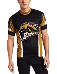 400cc725e Adrenaline Promotions NCAA Western Michigan Broncos Cycling Jersey