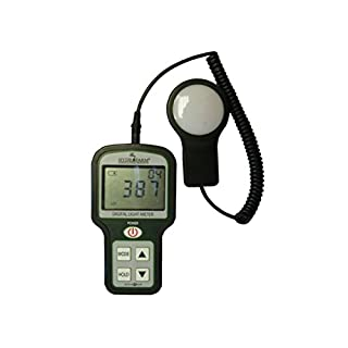 Active Eye Digital Light Meter Precision Luminance Grow Room Hydroponics