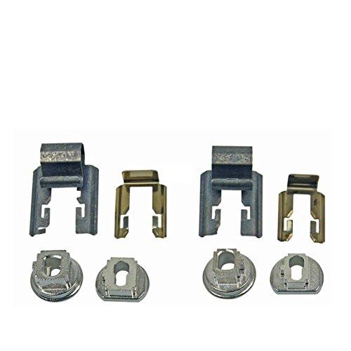 Backofen Backofen-gitter (ORIGINAL Buchsenset Einhängegitter Gitter Backofen Bosch Siemens 644828)