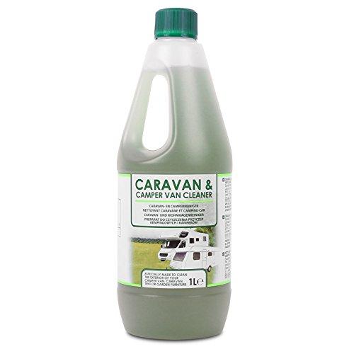Preisvergleich Produktbild Mascot Caravan Reiniger Konzentrat 1:50 speziell für Wohnwagen,  Wohnmobil und Zelte