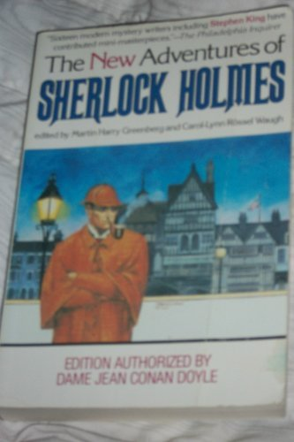 The New Adventures of Sherlock Holmes by Martin Greenberg (1988-10-02)