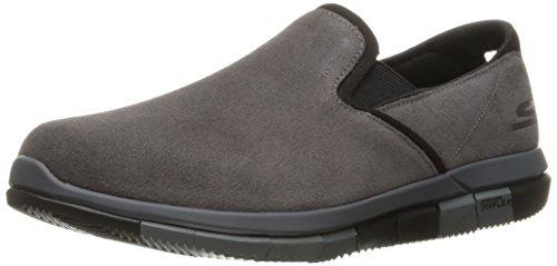 Skechers, Scarpe da camminata uomo Charcoal/Black