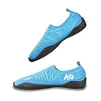 AQURUN Blue Swimming & Water Games Shoe For Unisex