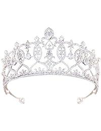 74cd55b87e43 Amazon.es  corona cumpleaños - Tiaras   Joyas para el pelo  Joyería