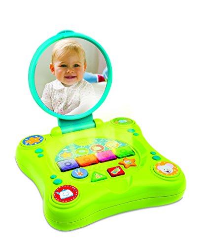 itsImagical 87503 - The Melody Mirror, Spiegel mit Musik und Licht für Babys