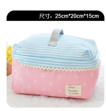 GUJJ Eine schöne kleine kosmetische Beutel wasserdichte Telefone, große Taschen, Pink Bow Tie