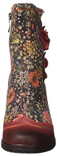 Laura Vita - Cerise 15, Stivali Donna Rot (Rouge)