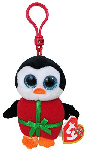 Chill Penguin (Ty Baby Beanies Chill - Penguin 3)