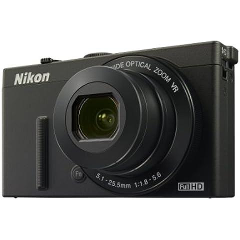 Nikon Coolpix P340 - Cámara compacta de 12.2 Mp (Pantalla de 3