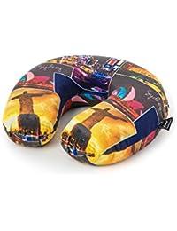 Aerolite Neck Pillow Travel Pillow Comfortable Neck Support Soft Luxury Memory Foam Cushion