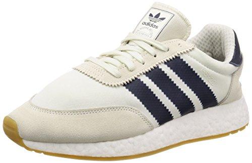 adidas Herren I-5923 Fitnessschuhe, Weiß (Tinbla/Maruni/Gum3 000), 41 1/3 EU