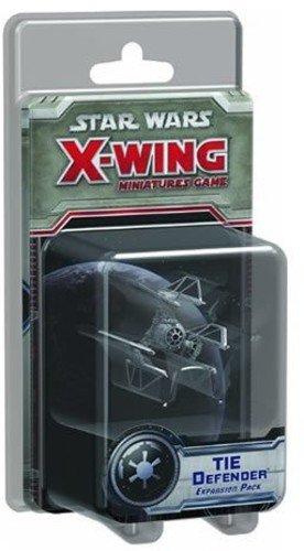 Star Wars X-Wing: Tie Defender Expansion Pack